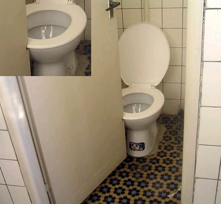 One Very Small Restroom