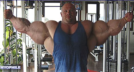 Huge Steroid Body Builders