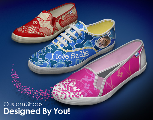 custom made and personalized shoes bagofnothing