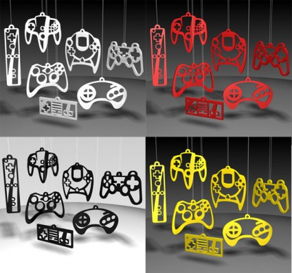 video_game_controller_ornaments_3