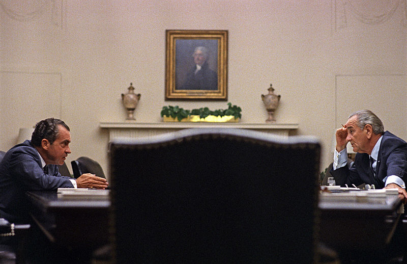 Lyndon_Johnson_Richard_Nixon_1968