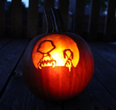 SnoopyCharlieMoonPumpkin1