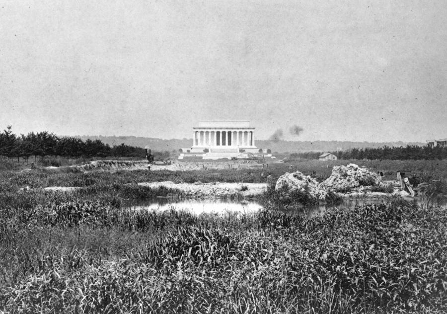 Marsh, 1917. (Library of Congress)