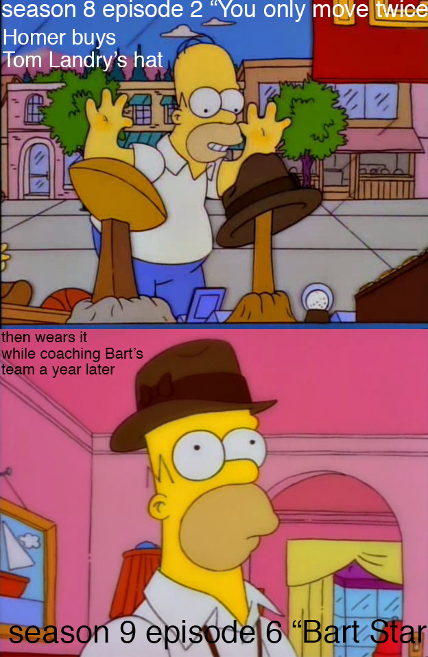 b8639aadefa14 Homer Simpson Tom Landry Related Keywords   Suggestions - Homer ...